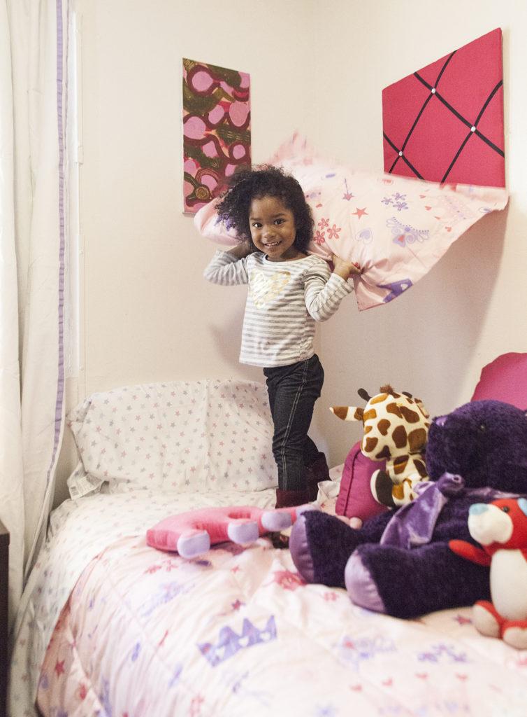 A Sense of Home Girl's Room