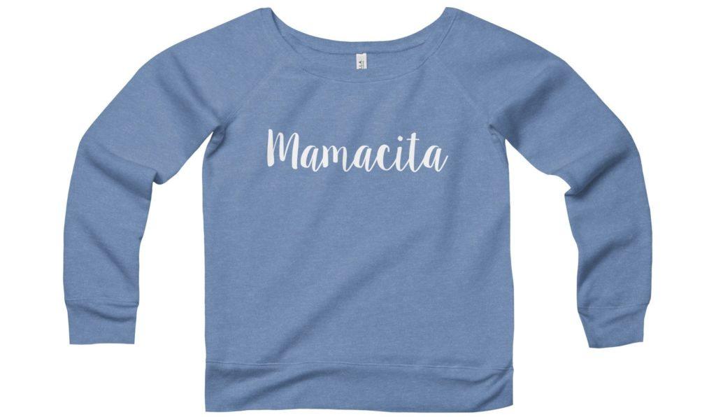 Mamacita Plush Sweatshirt