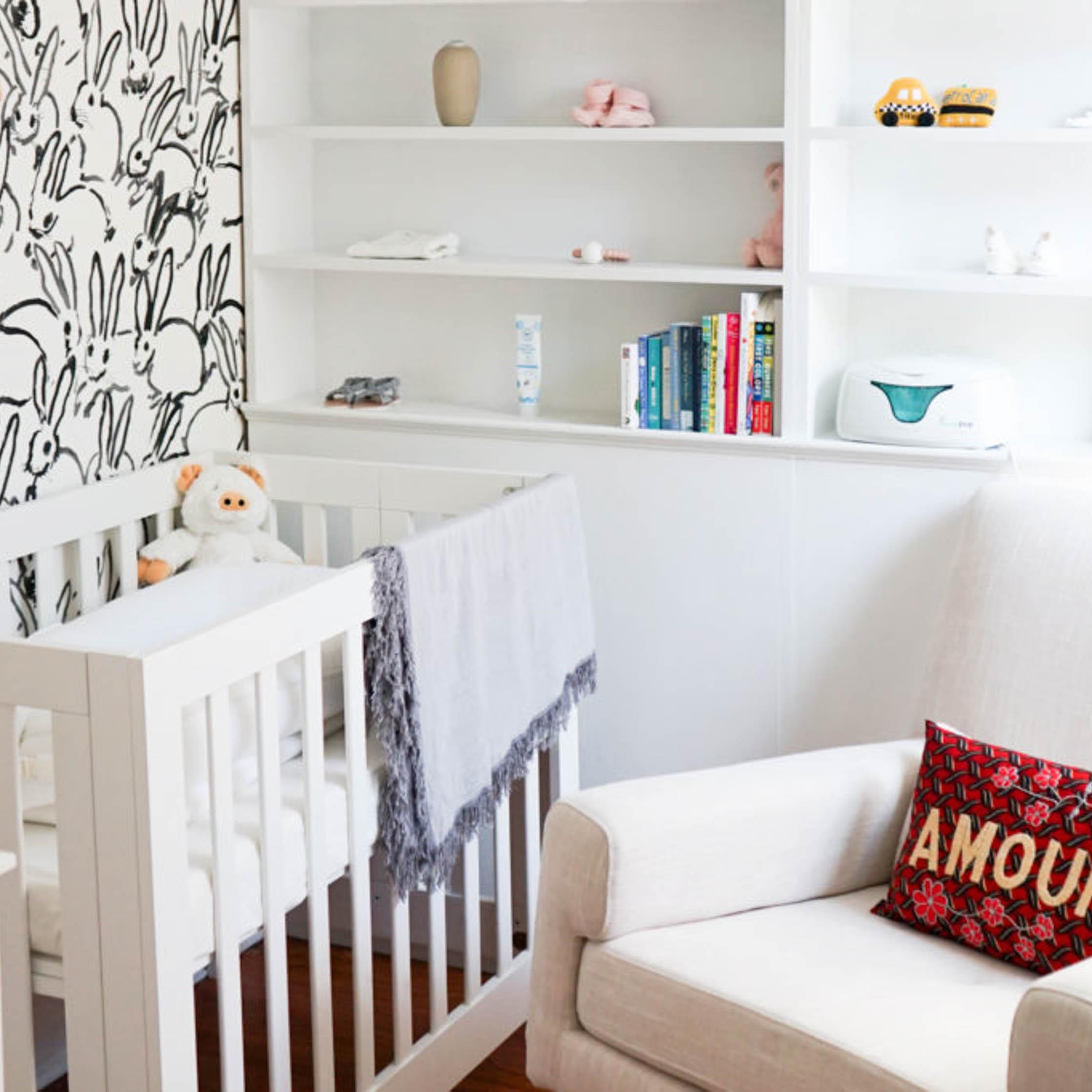Project Gallery Tiny Brooklyn Nook-Turned-Nursery