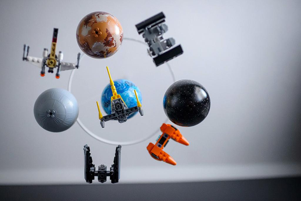 Star Wars Lego Mobile