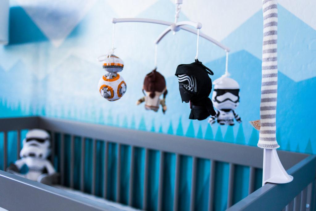 Star Wars Nursery Mobile