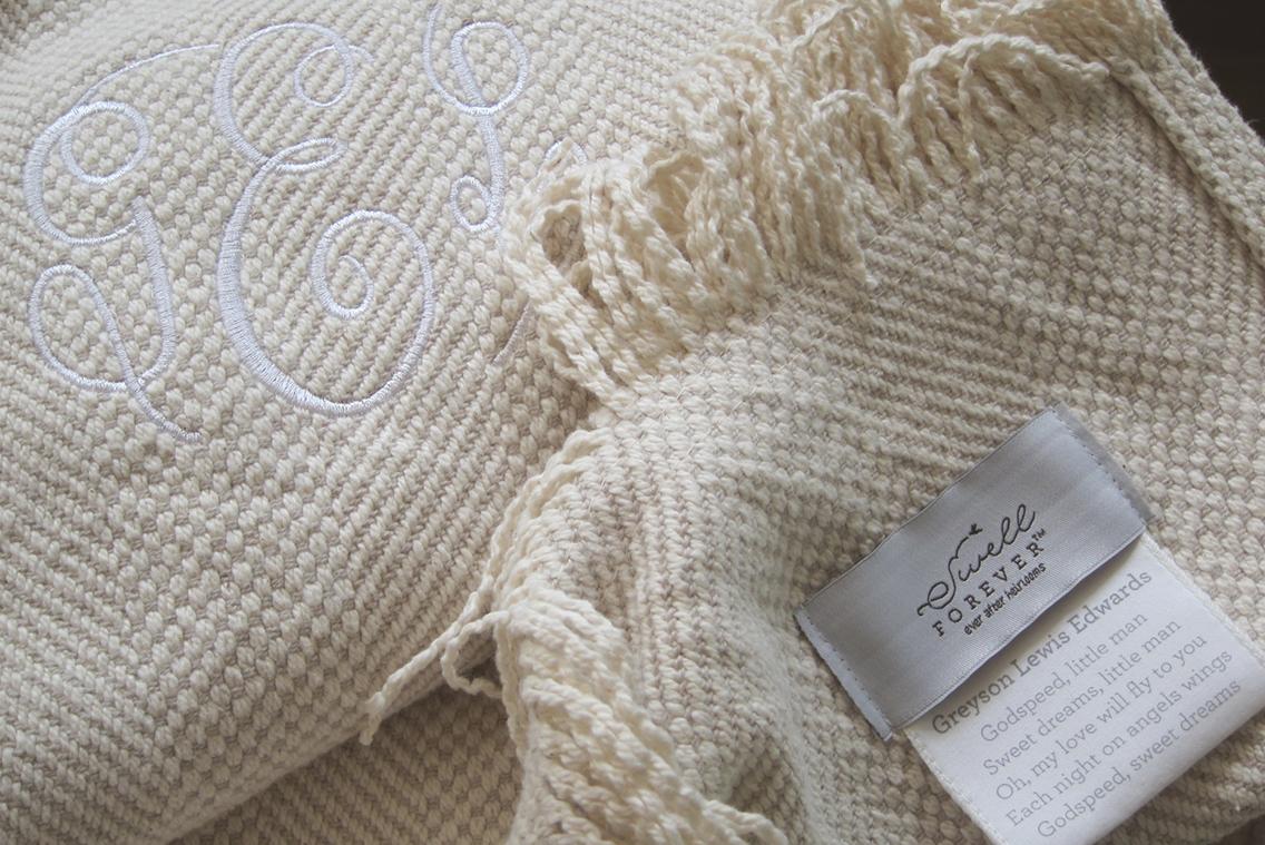 The Olivia Forever Blanket