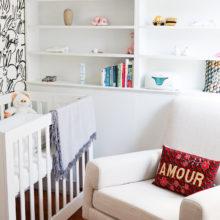 photo of Tiny Brooklyn Nook-Turned-Nursery