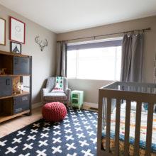 photo of Modern Rustic Nursery