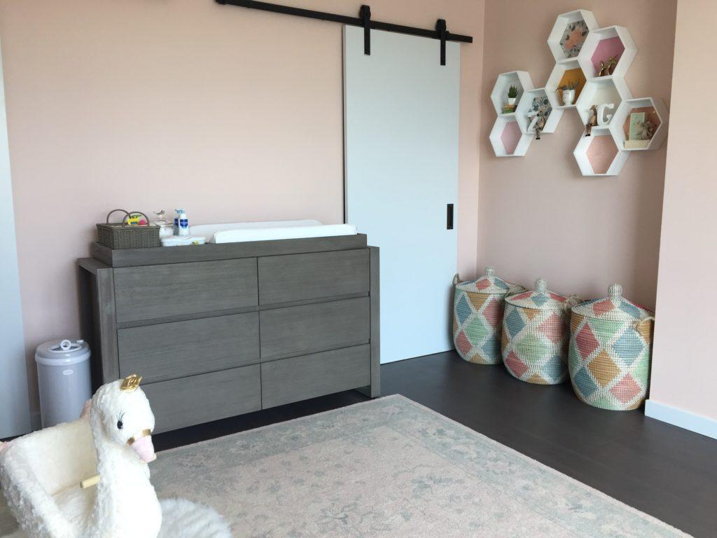 Elegant Modern Zoo Nursery Project Nursery