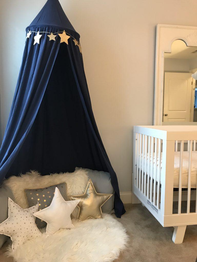 Gender Neutral Star Nursery Project Nursery