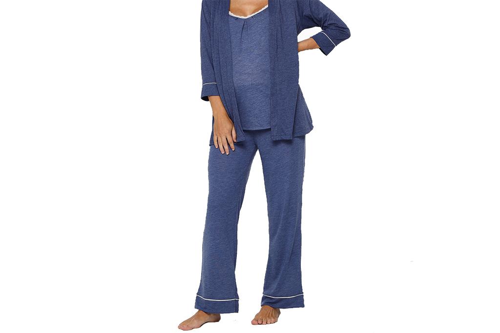 Nursing Pajama and Robe Set