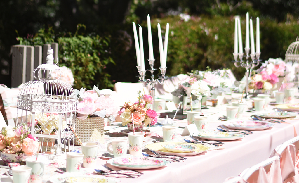 Host A Royal Wedding Inspired Afternoon Tea Party Project