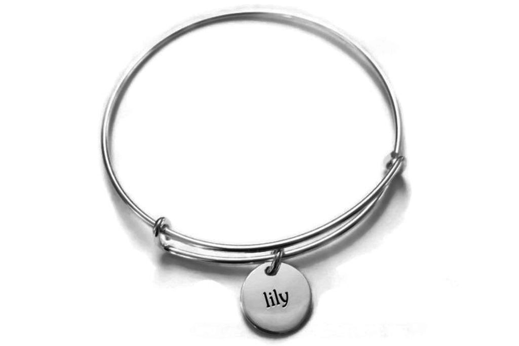 Expandable Bangle Bracelet