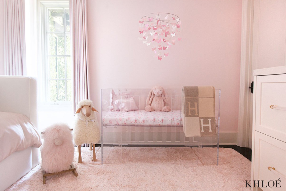 Khloé Kardashian\'s Nursery—Get the Look - Project Nursery