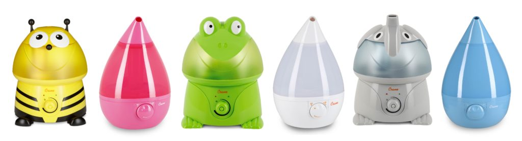 Crane Cool Mist Humidifiers