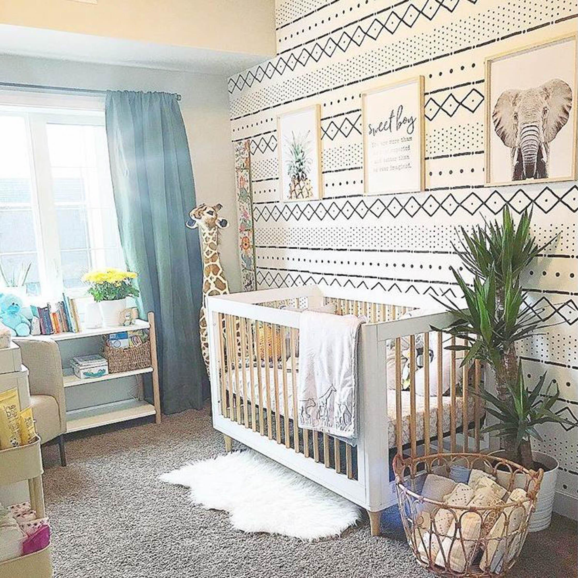 Nursery by @acksanna