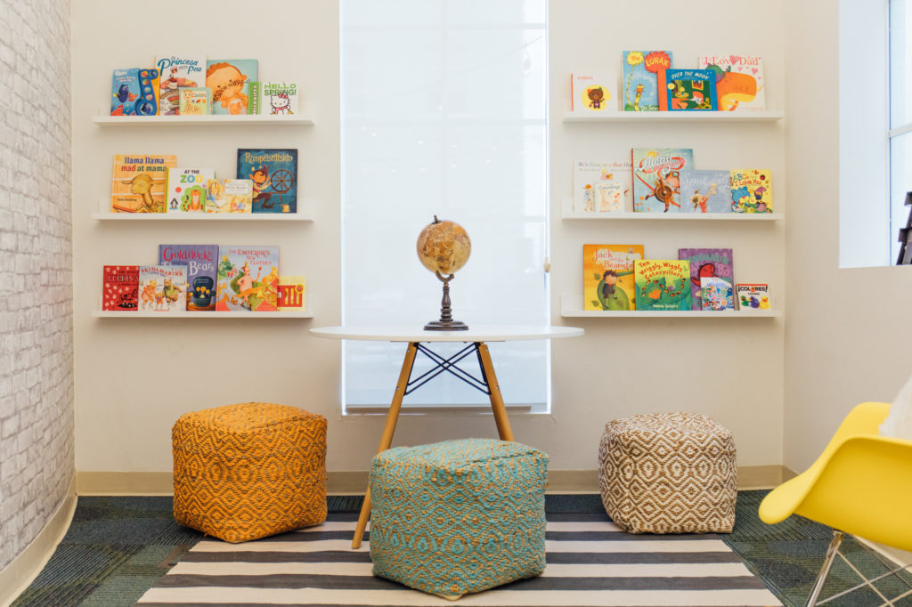 Boho Chic Kids Playroom