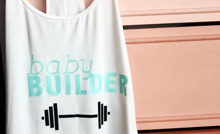 Baby Builder Tee