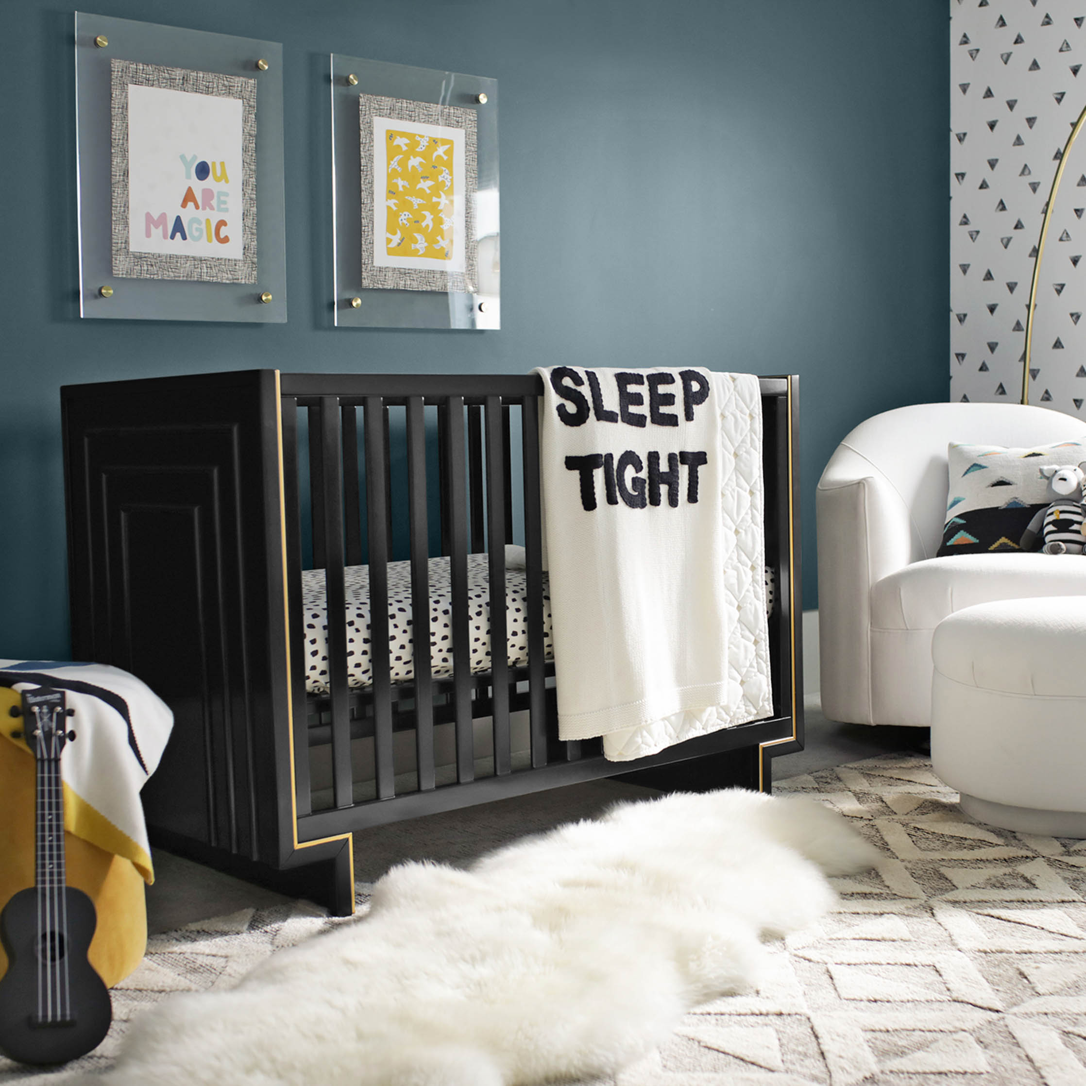 Ayesha and Steph Curry's Nursery for Baby #3!