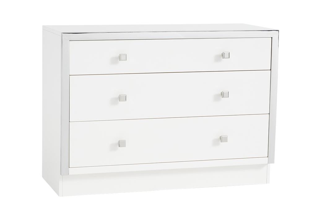 Chrome Dresser