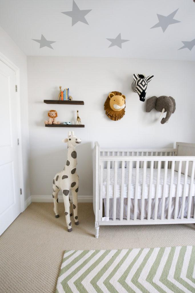 A Safari Themed Baby Boy Nursery - Project Nursery