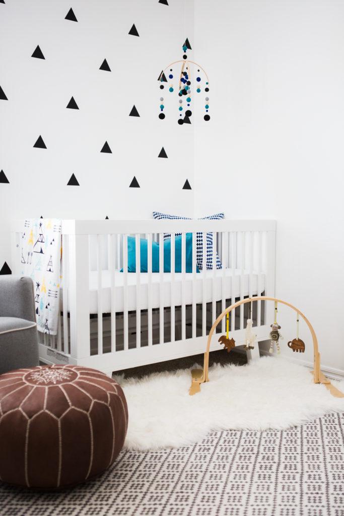 Cooper S Modern Dino Nursery Project Nursery