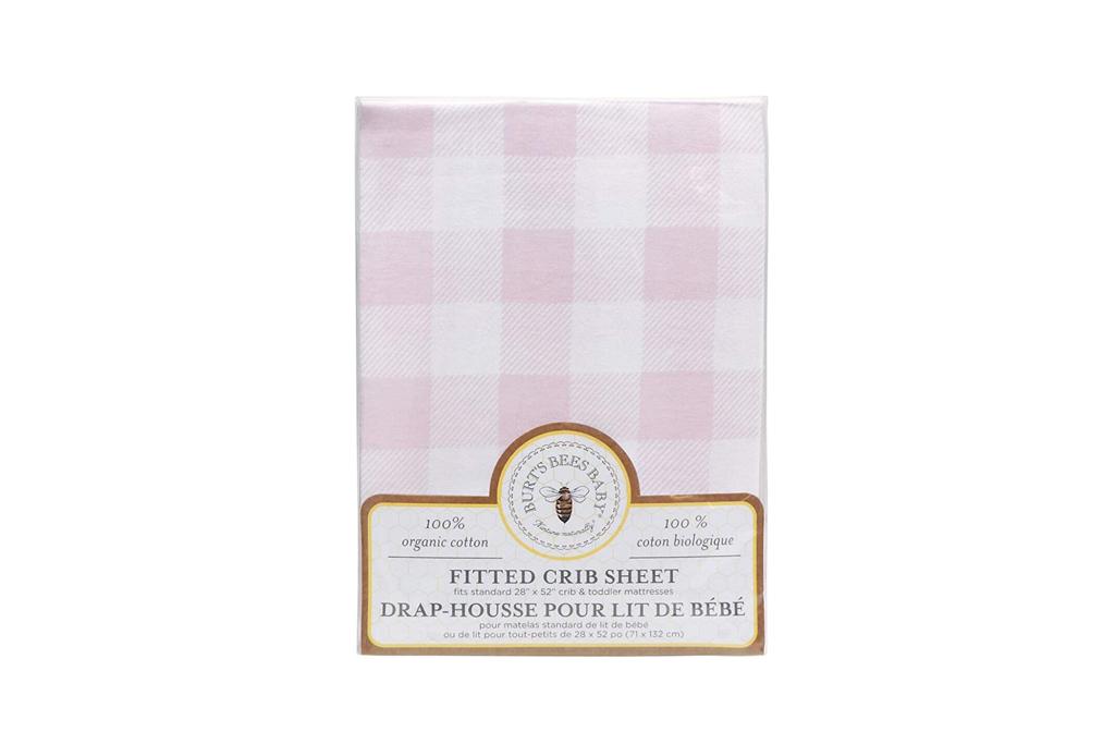 Burt's Bees Baby Crib Sheets