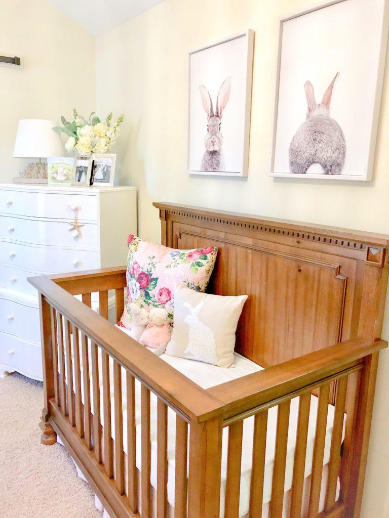 Maddie S Bunny Themed Nursery Project Nursery