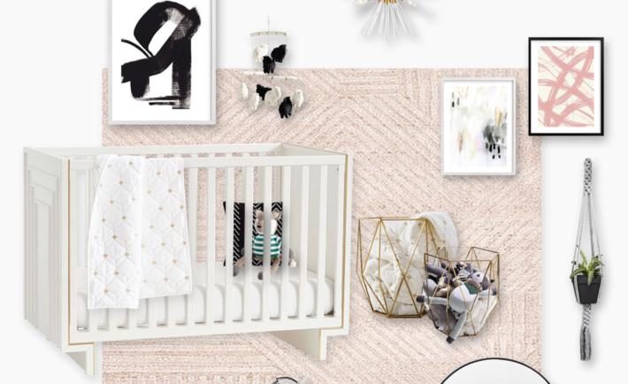 PB Modern Baby Design Board