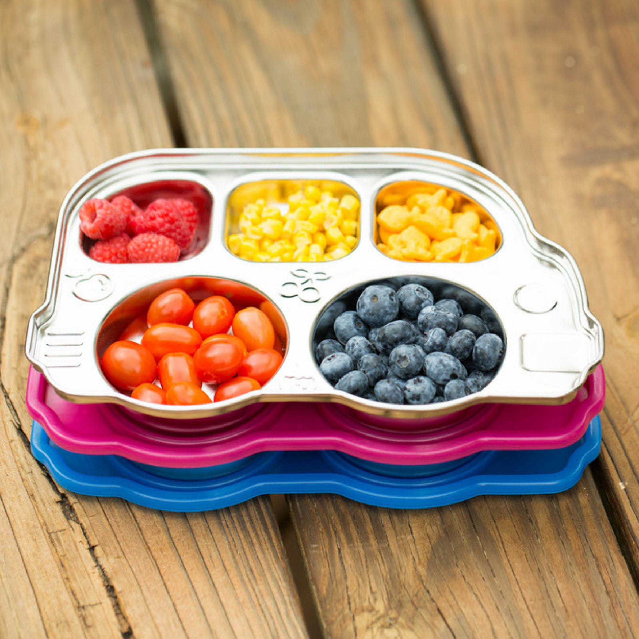 Din Din Smart Divided Platter