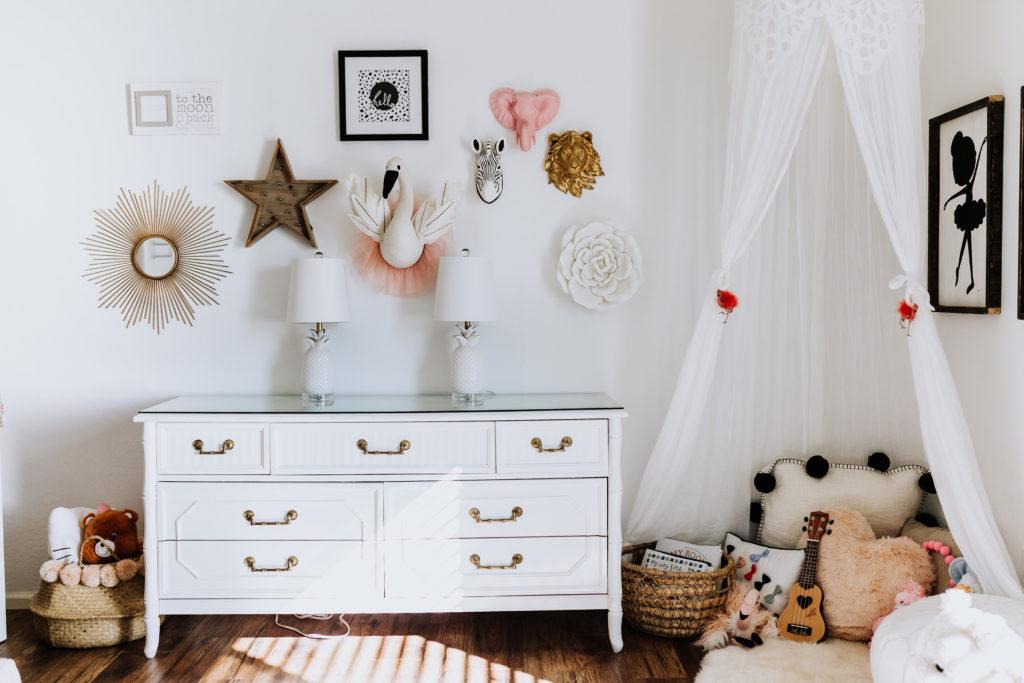 Whimsical Boho Toddler Retreat