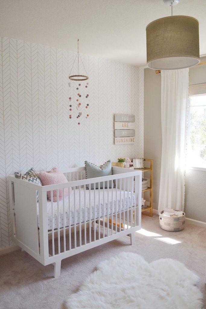 Neutral Nursery Themes Ideas: In The Nursery With Lindsay Saccullo
