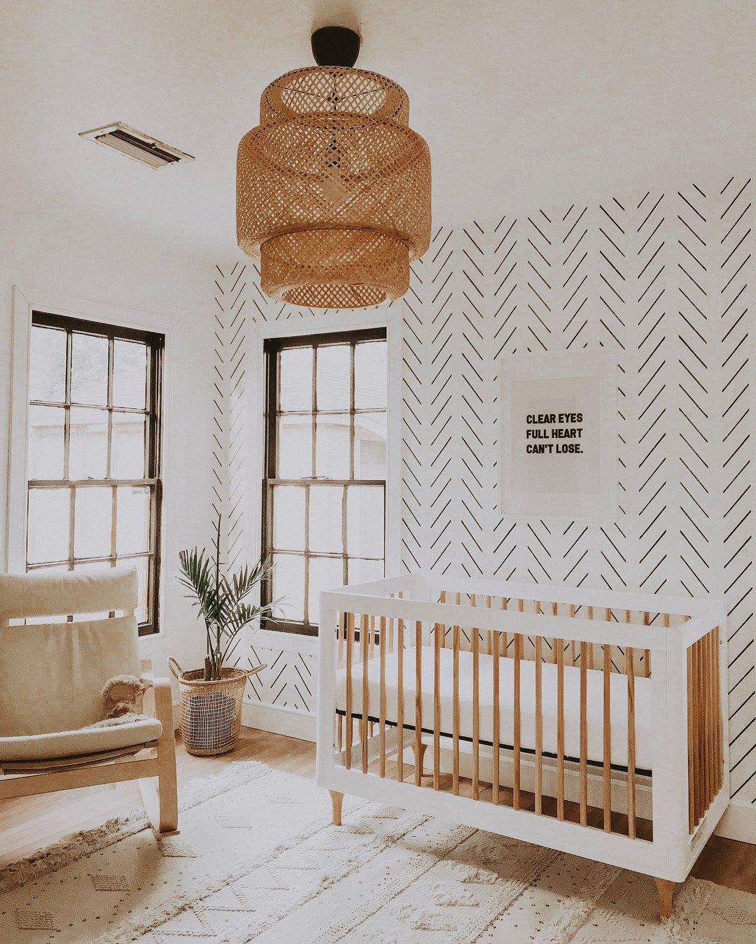 Boho Nursery Rug