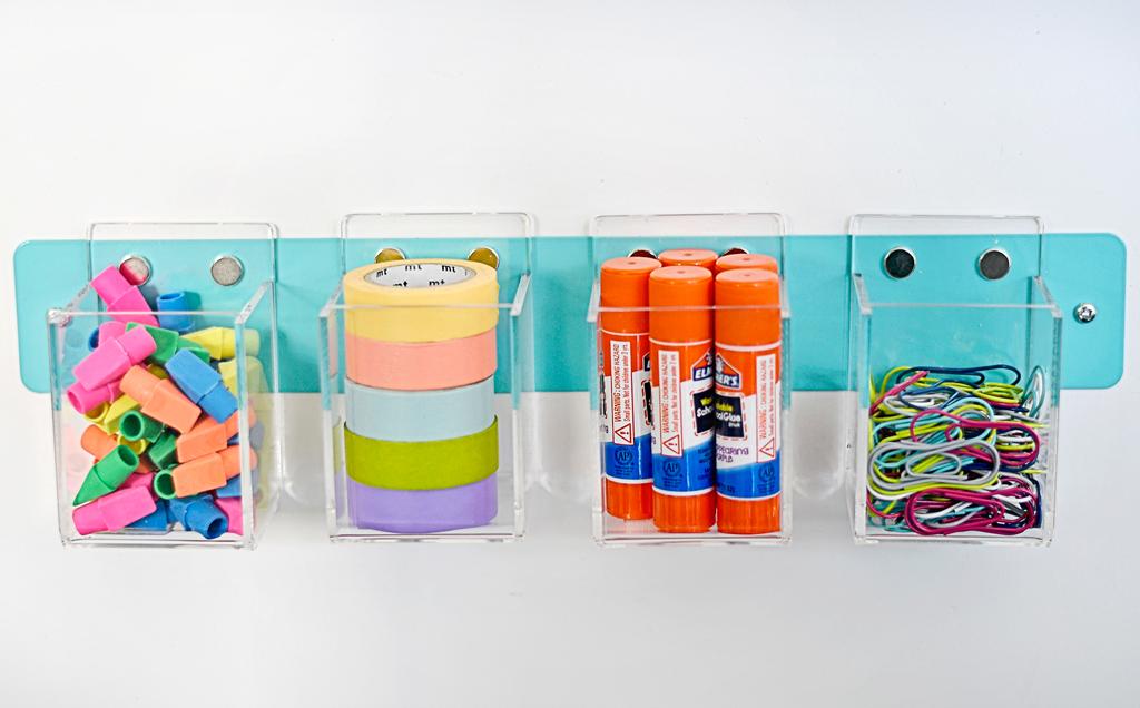 How I Finally Got Our Art Supplies Organized - Project Nursery
