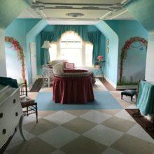 photo of Decorator Show House – Historic Ellicott City – www.2paintedladies.com