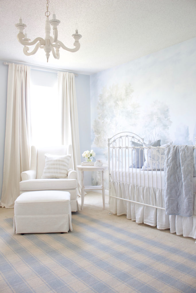 Whimsical Nature Themed Nursery Project Nursery