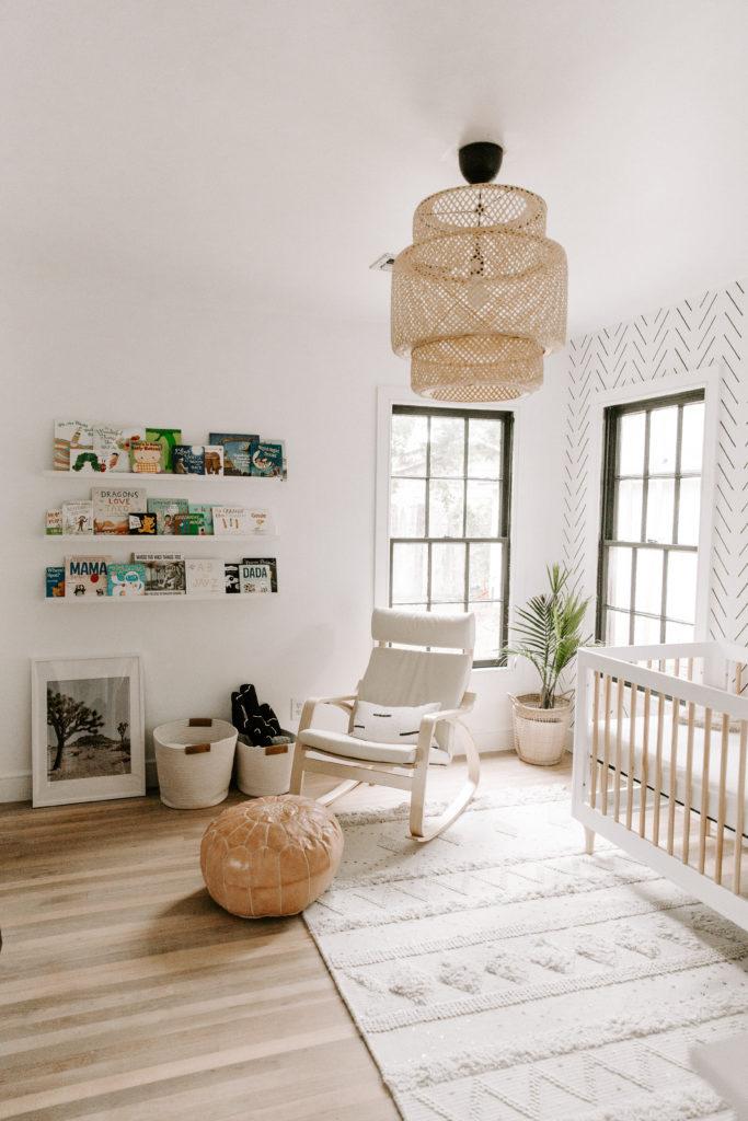 Minimal Boho Nursery - Project Nursery