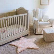photo of Babylicious Pink + White Girls Nursery