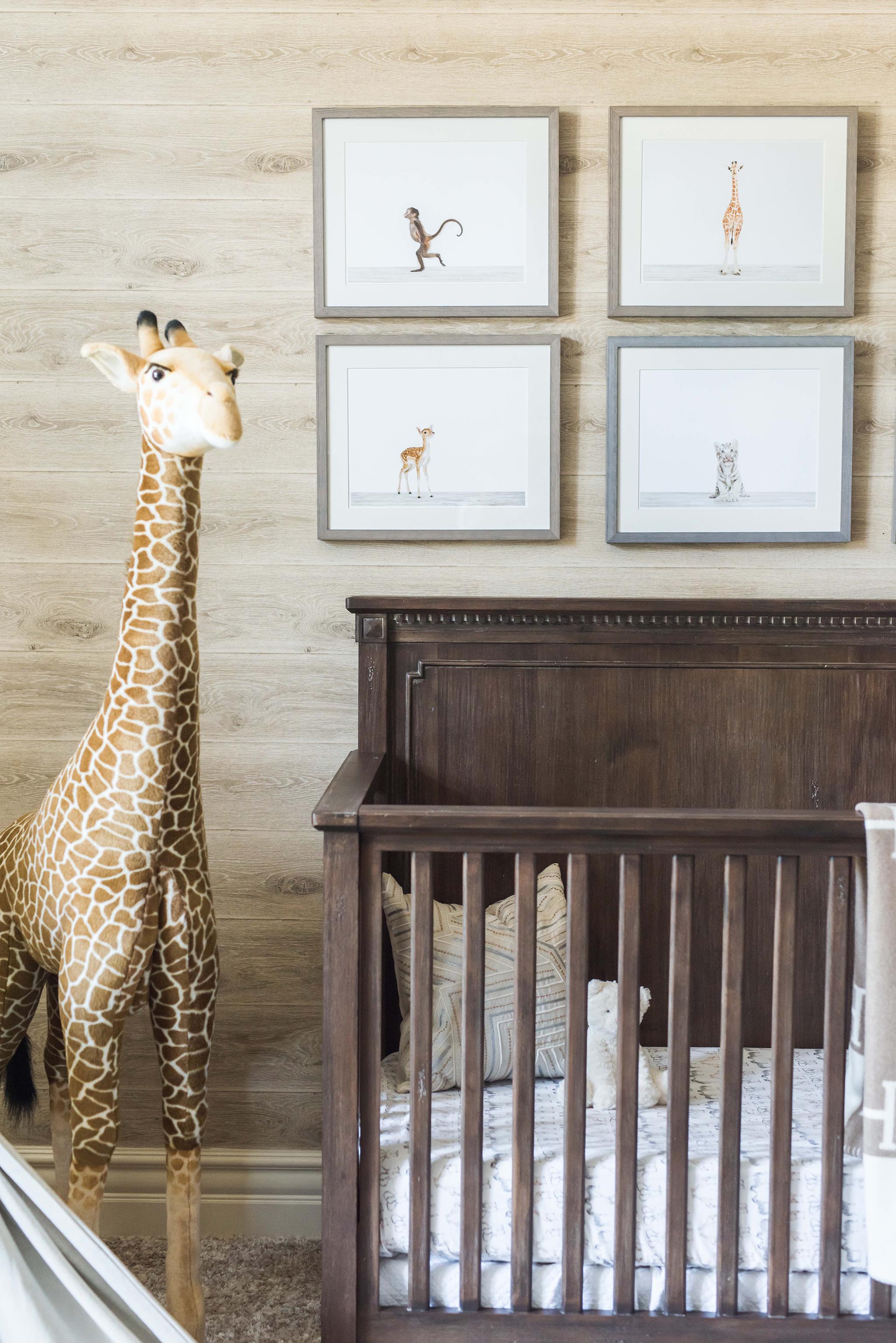 Neutral Safari Nursery