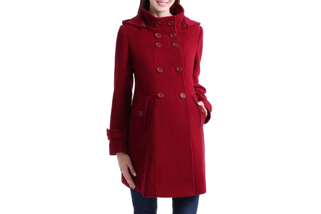 Penelope Maternity Trench Coat