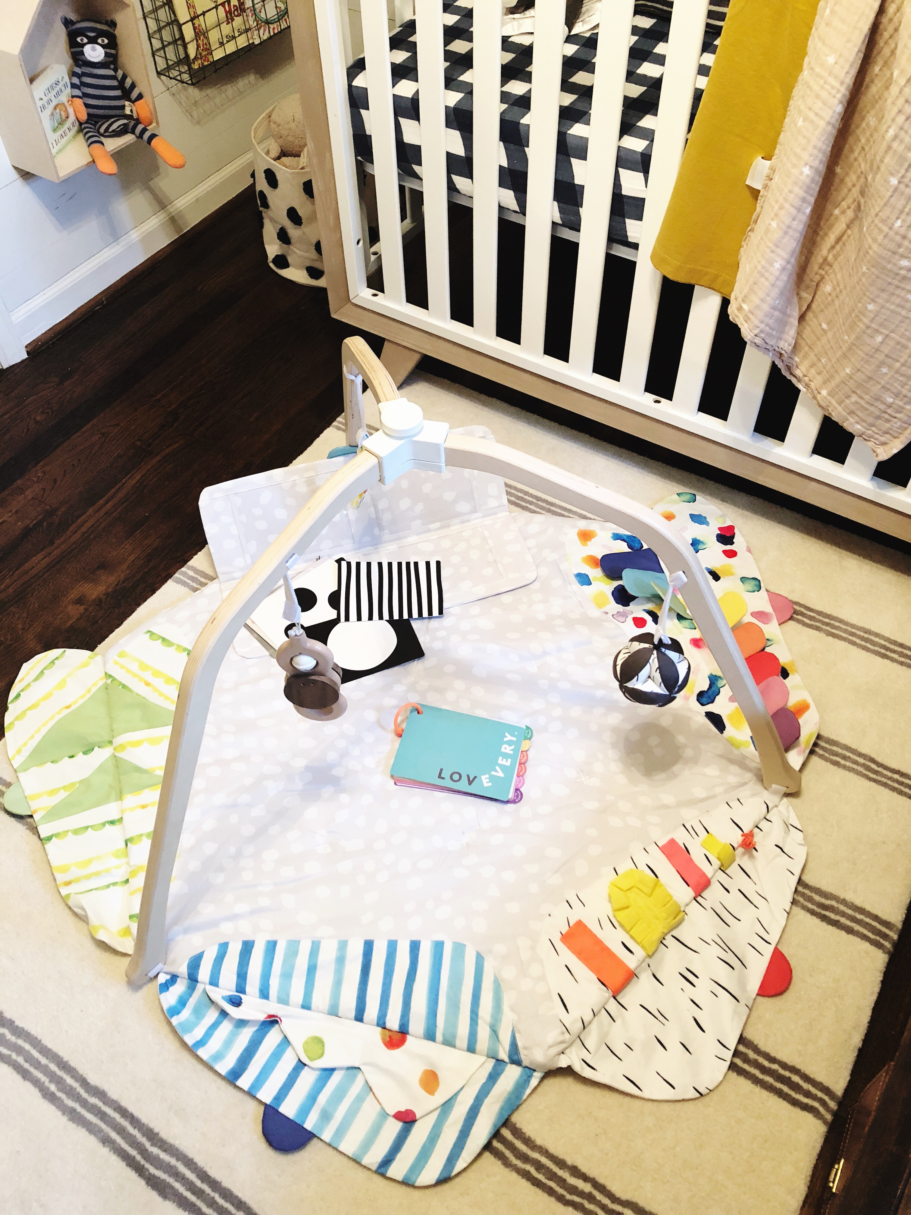 Lovevery Play Gym Activity Mat