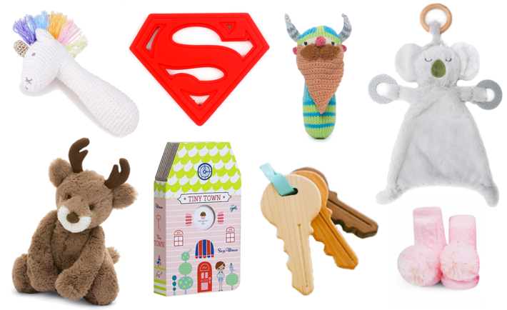 Baby Stocking Stuffers