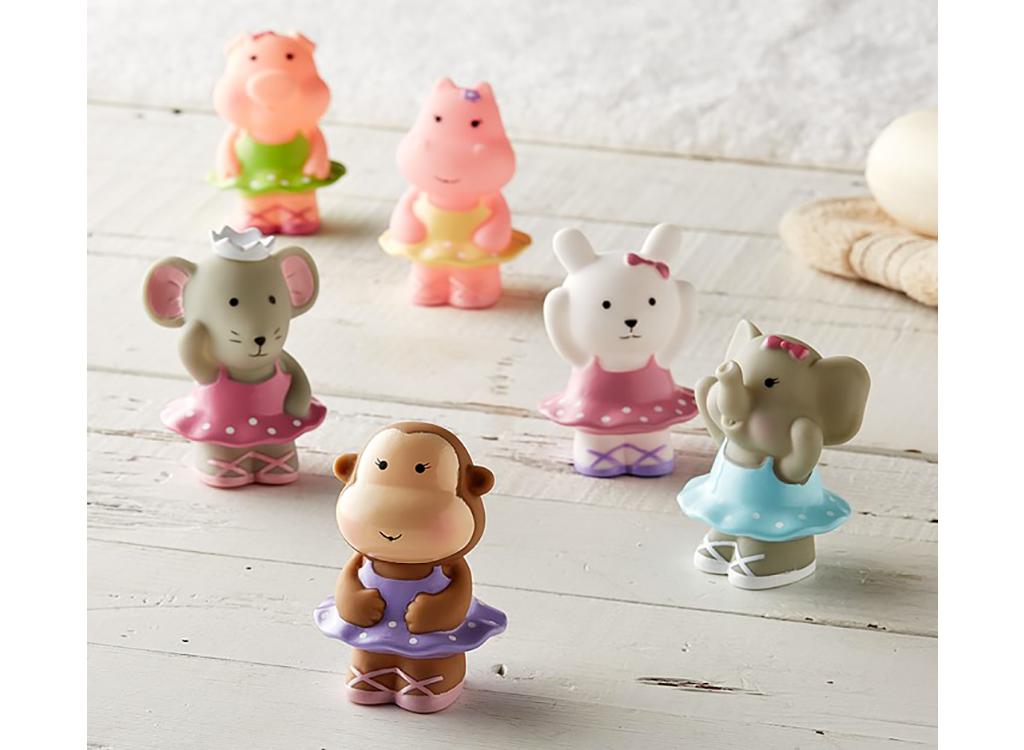 Ballet Bath Toys