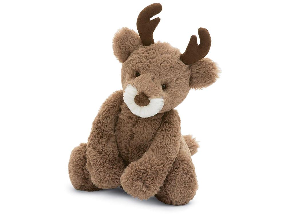 Bashful Reindeer