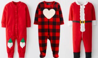 Christmas Pajamas for Baby