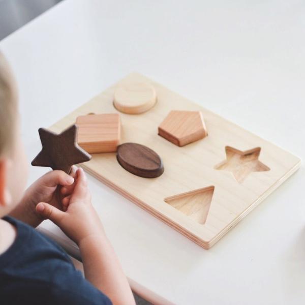 Chunky Shape Puzzle