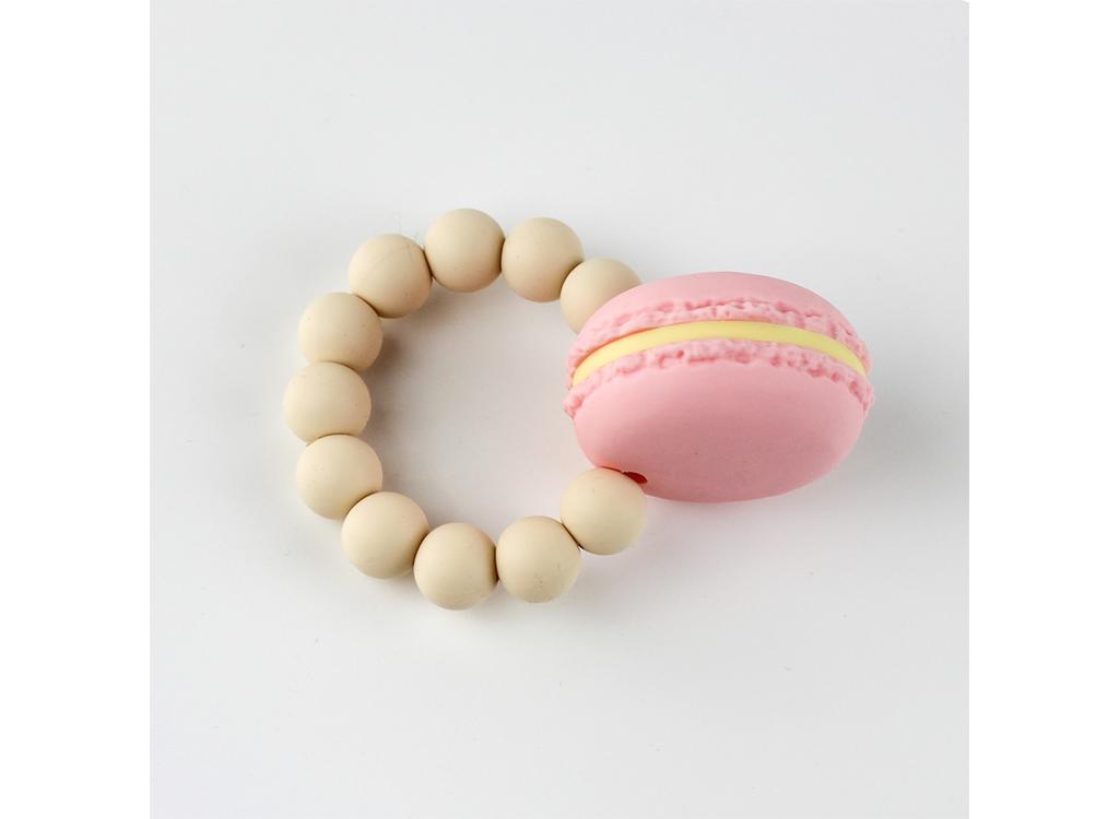 Macaron Teether