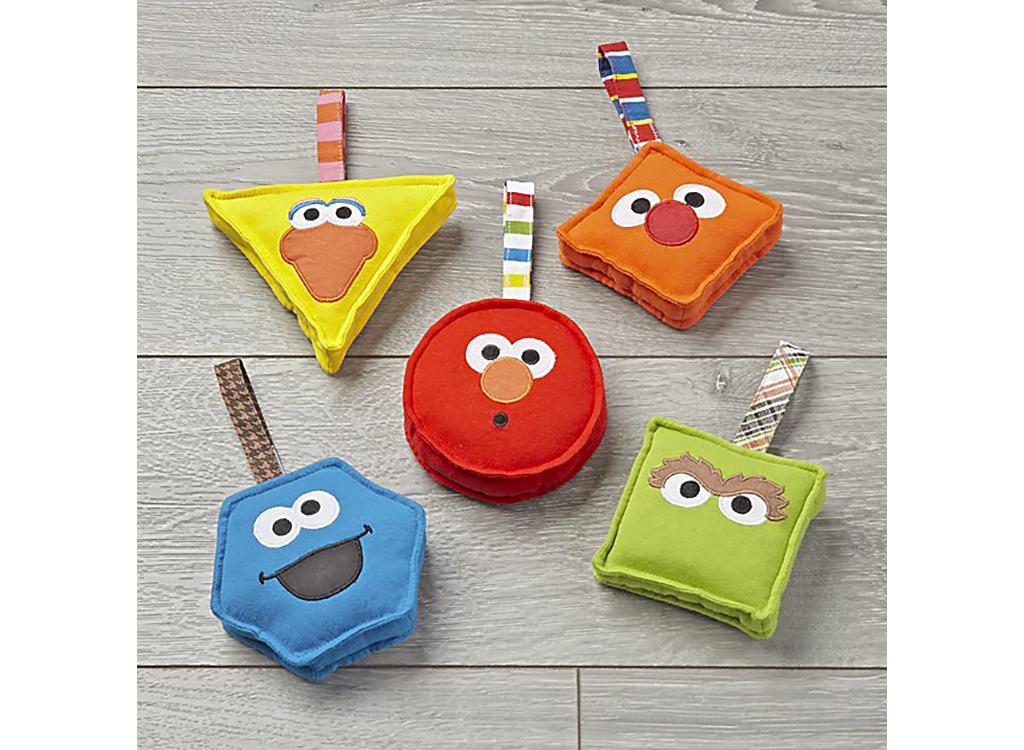 Sesame Street Hang Toys