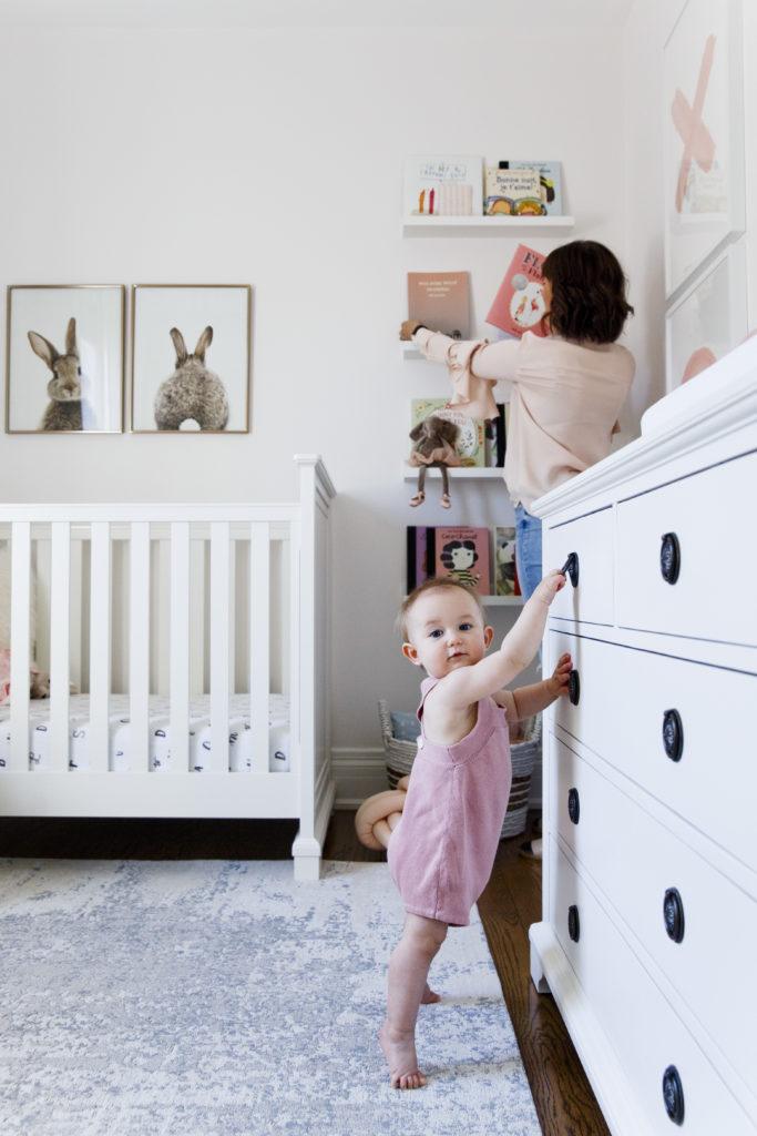 Ros 233 All Day Girl Nursery Project Nursery