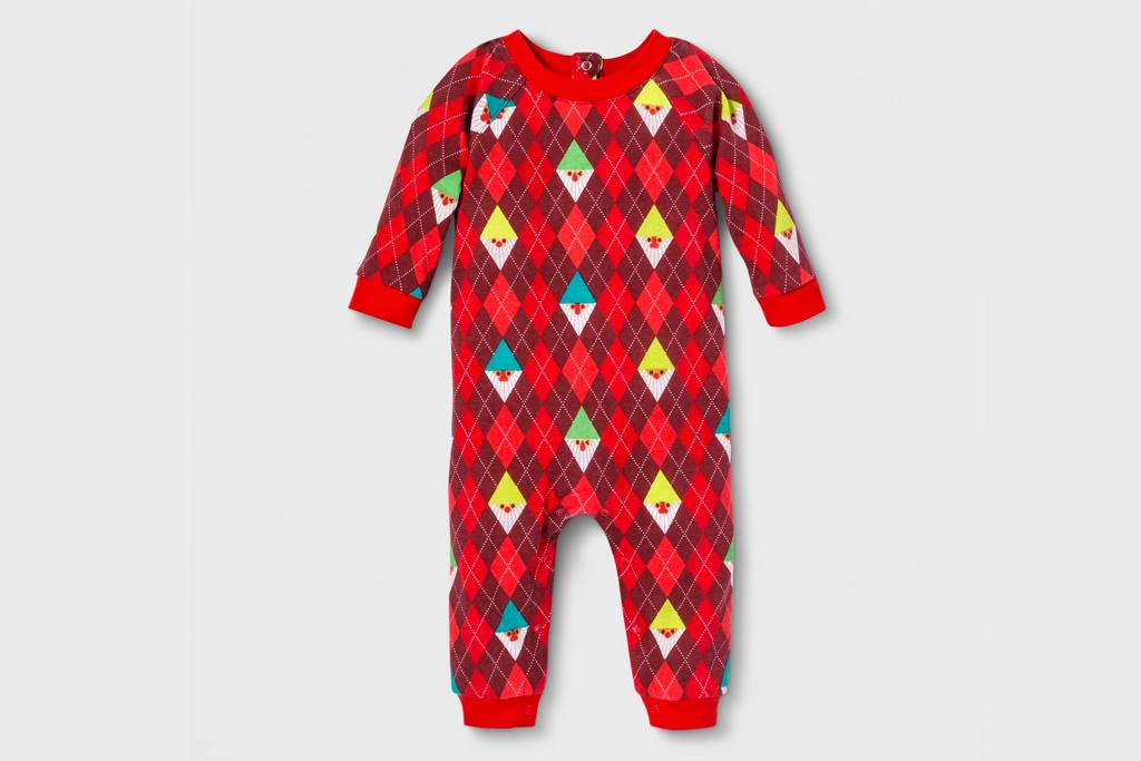 Argyle Gnome Pajamas