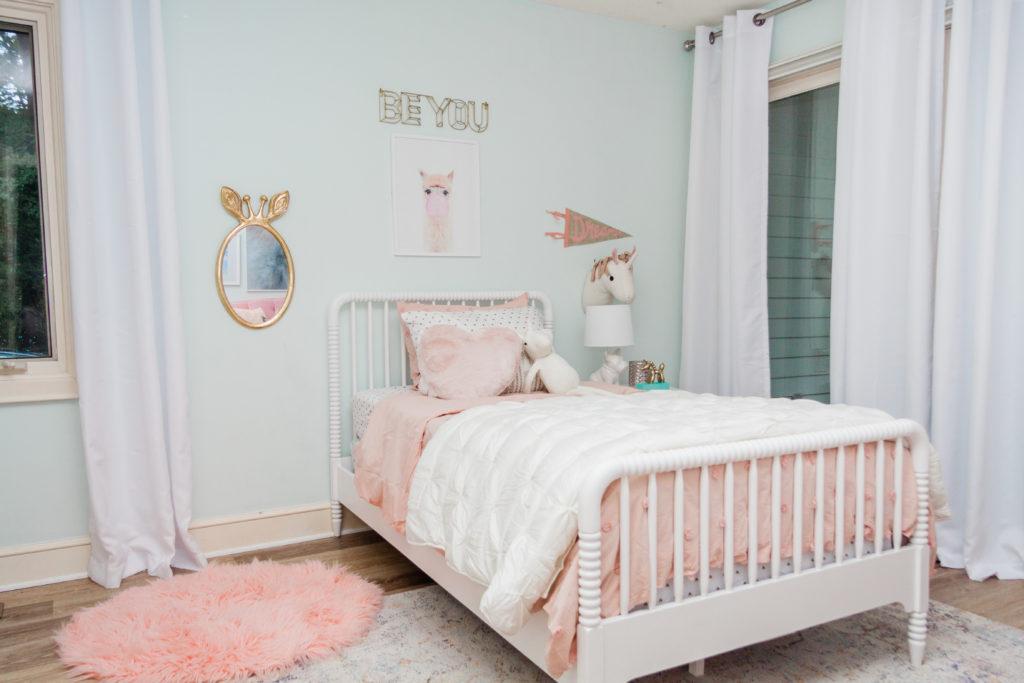 Unicorn Bedroom Makeover Project Nursery