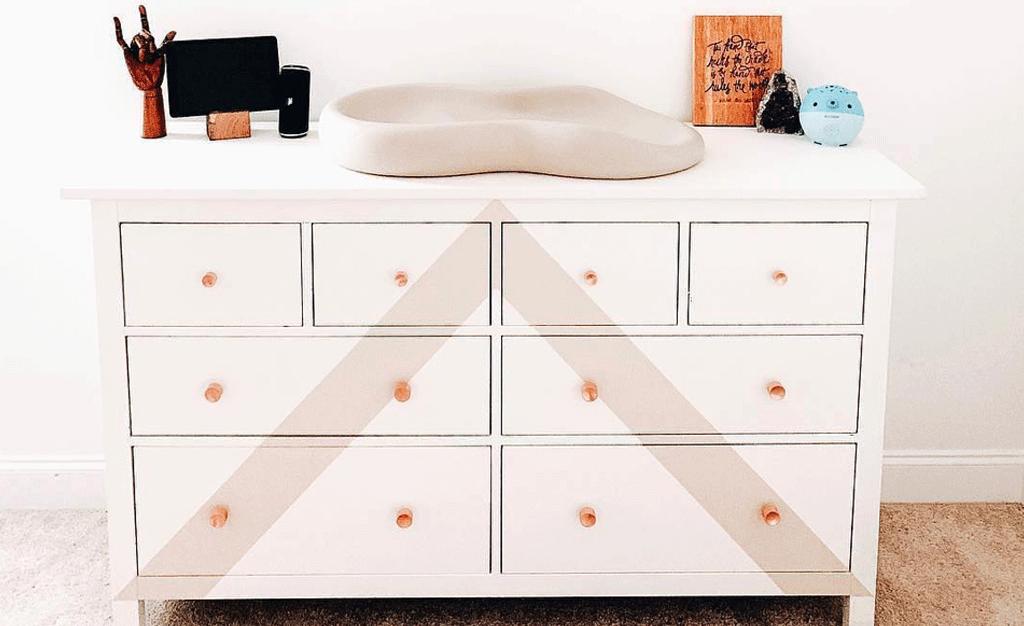 The Hemnes Dresser Styled 12 Ways