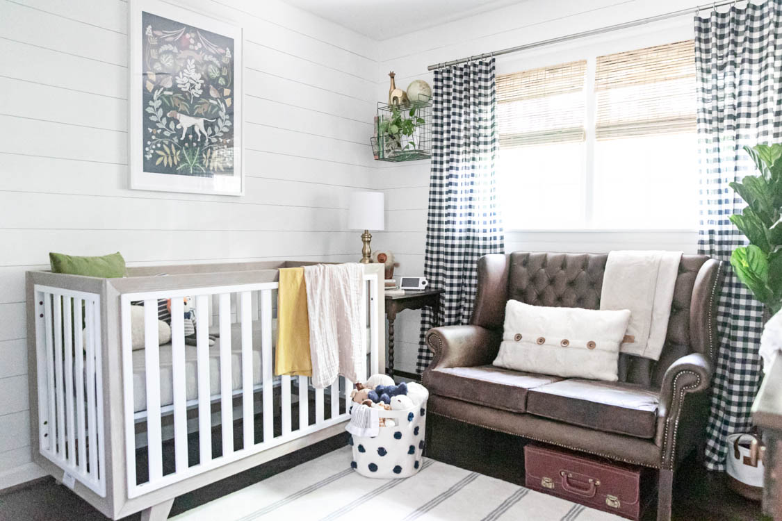 Farmhouse Chic Nursery
