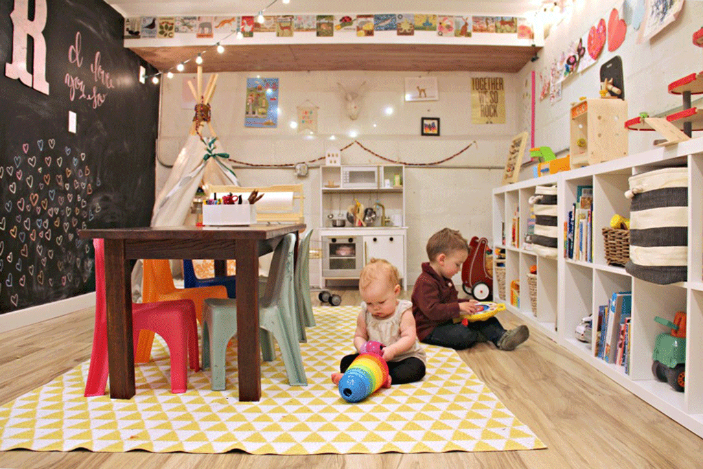 The Year Of The Playroom 30 Inspiring Playrooms Project
